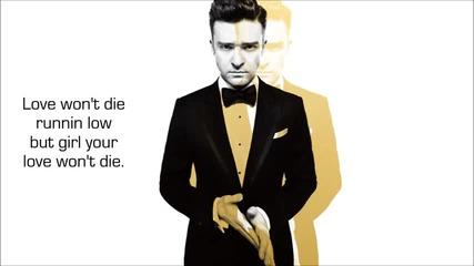 Justin Timberlake - Electric Lady