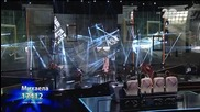 Михаела Маринова - X Factor Live (21.10.2014)