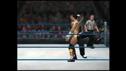 Wwe 12 Jeff Hardy ( Caw) Vs Cm Punk Part 1