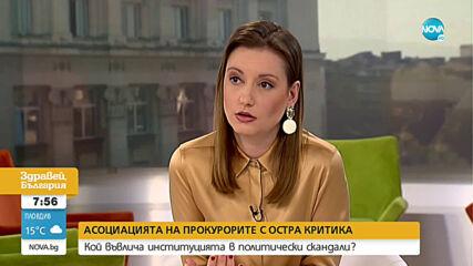 Евгени Иванов: Няма причина за оставката на Иван Гешев