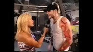 Jeff Hardy Backstage Interview With Terri