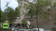 Turkey: Police secure scene of US consulate shoot out