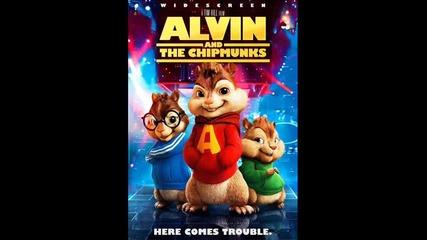 пародия на палатка - Alvin And Chipmunks