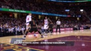Баскетбол: Атланта Хоукс – Кливланд Кавалиърс на 9 април по DIEMA SPORT2