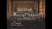 Carmina Burana - 11. Estuans interius