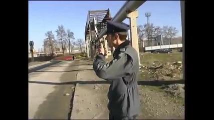 Полицаят и селенинът (смях до скъсване)