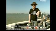 Ловци на митове - Митове с Джеймс Бонд - Оцеляването на моторницата - с Бг превод