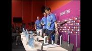 Лоран Блан: Испания бе по-добрият отбор