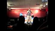 Sean Paul Live at Kiis Fm