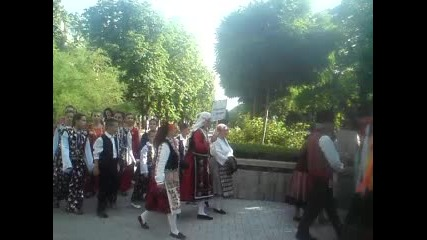 Балкански Фестивал На Изкуствата В Гр.карнобат-2014