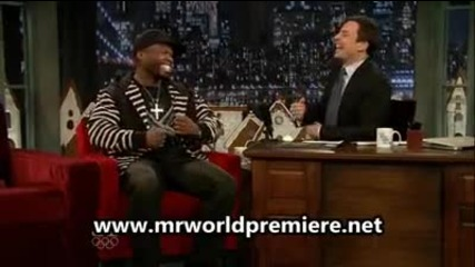 50 Cent on Jimmy Fallon