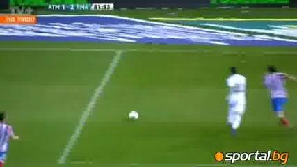 Майстор Кристиано не дава титлата! Атлетико Мадрид 1:4 Реал Мадрид!