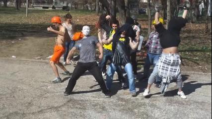 Harlem Shake Левски