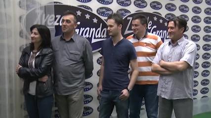 Mustafa Omerika - Tako mi nedostajes - (Live) - ZG Baraz 2013 14 - 10.05.2014. EM 31.