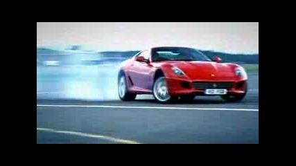 Topgear Ferrari 599gtb Fiorano