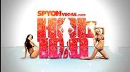 Шоуто което завладя сърцата на всички мъже - 2012 Spyonvegas Hot 100 Finale