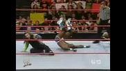 Wwe - Jeff Hardy vs Shelton Benjamin