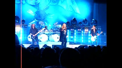 Helloween - I Want Out live in Sofia, 23 01 2011
