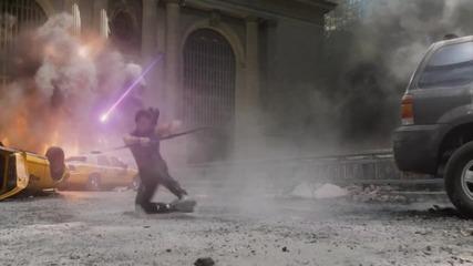 The Avengers Movie Trailer