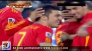Испания 2 - 0 Хондурас - групова фаза