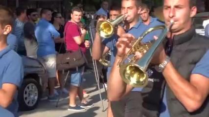 Събора в Берковица(09-2018) на Сватбарските Музики започна с дефилe пред многобройната публика!