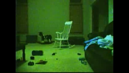 (+18) Призрак хванат на касета