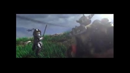 Warcraft 3 Introtutorial