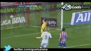 Брилянтен гол на Роналдо ( Атлетико М - Реал М - 0:1 )