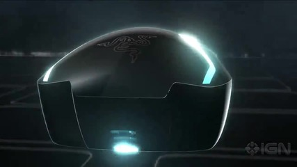 Razer Tron Mouse and Keyboard Video