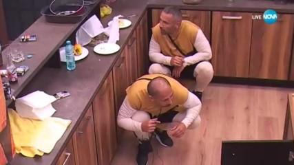 Среднощна кражба на храна в Къщата на VIP Brother 2018