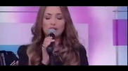 Maya - Moj dilbere - Jutarnji program - Live - (TV Pink 2011)