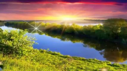 Красивият Свят,в който живеем! . . . (music by Tim Janis)