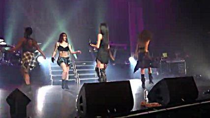Nicole Scherzinger - Right There ( Killer Love Tour)