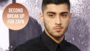 More heartache for Zayn: Management calls it quits
