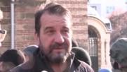 Близки и приятели се сбогуват с актьора Иван Ласкин