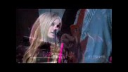 Avril Lavigne Live - I`m With You