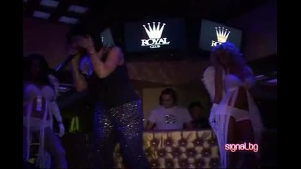 Exclusive Галена - Лоша Ли Съм Live Видео