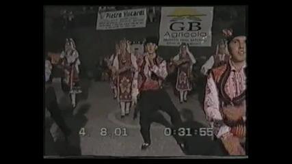 Kitna Trakia in Italy 2001 - 4 (final iz Trakiiska svatba)
