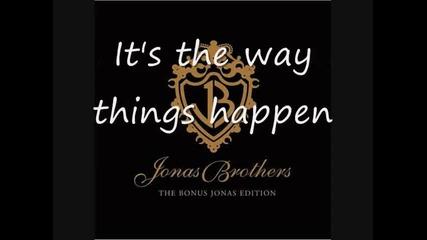 Jonas Brothers - Take a Breath [hq]