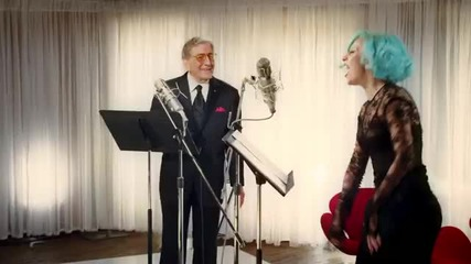 Tony Bennett Lady Gaga - The Lady Is A Tramp -