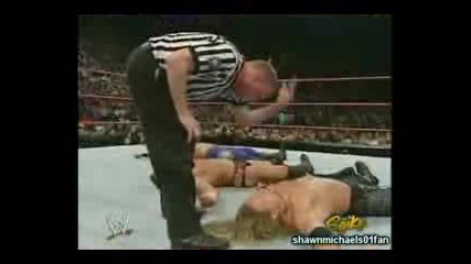 Shawn Michaels And Randy Orton Vs Edge And Christian
