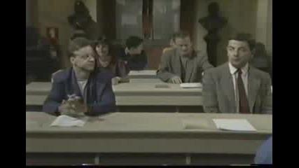Mr. Bean - Изпитът