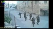 танцът на израелските войници в Хеброн