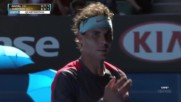 Rafael Nadal vs Grigor Dimitrov Australian Open 2014 Quarterfinal
