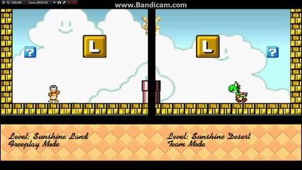 Super Mario Clash Battle level ep.1