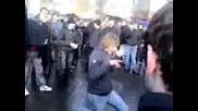Танци на улицата - Осетия - Алания - Кавказ