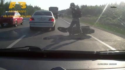 Защо много хора не обичат мотористите