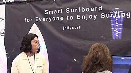 USA: Eye-popping tech exhibits hit SXSW Trade Show in Austin