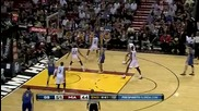 Heat @ Warriors 1.1.2011