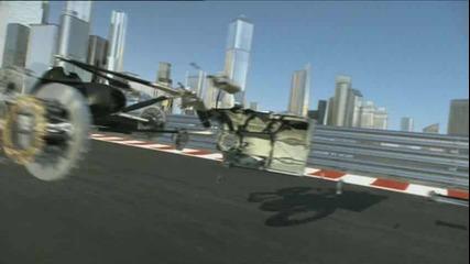 Как се правят и тестват Болидите от F1